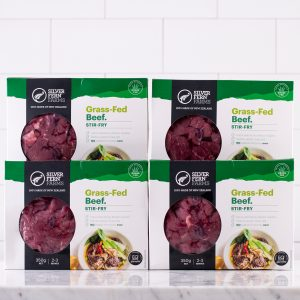 SFF BEEF Stirfry 4pack preferred