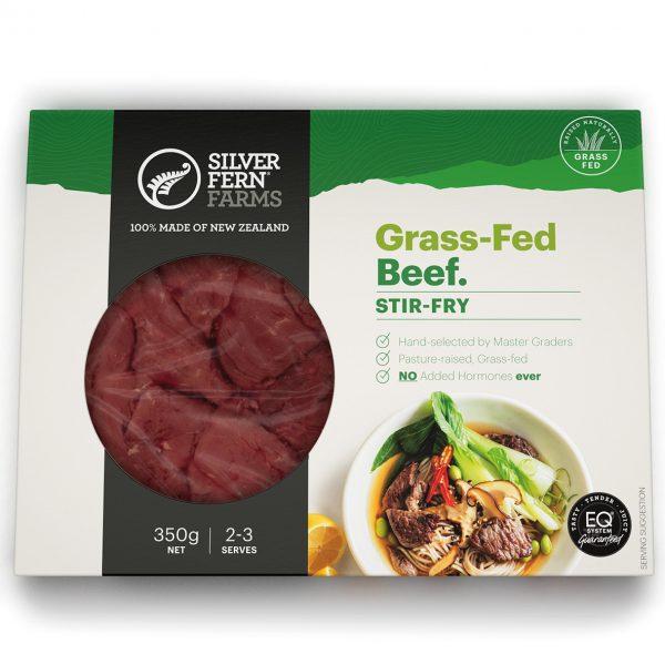 SFF Beef Stirfry