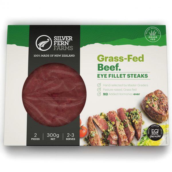 SFF Beef eye fillet