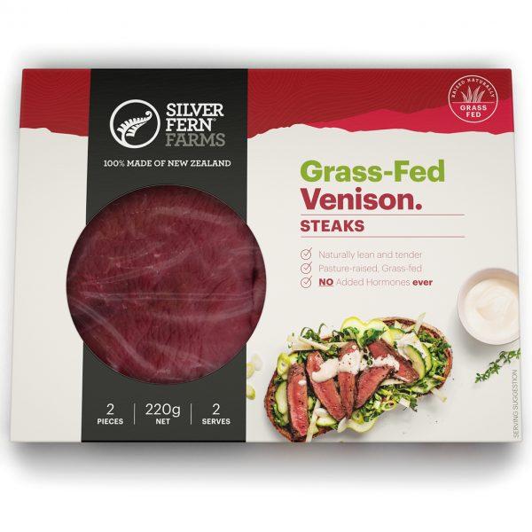 SFF Venison Steaks