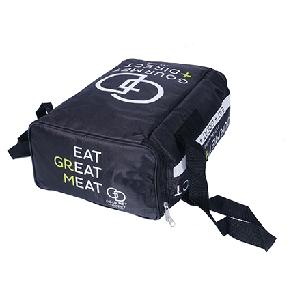 GD Cooler Bag Clear Cut Feature
