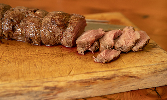 How to Cook Rose Veal Tenderloin