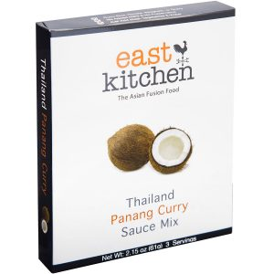 East Kitchen Thai Panang Curry
